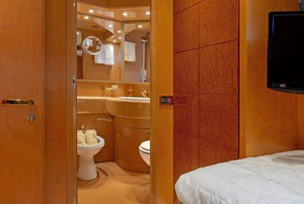 alandini motor yacht cabins (2) min -  Valef Yachts Chartering - 3509