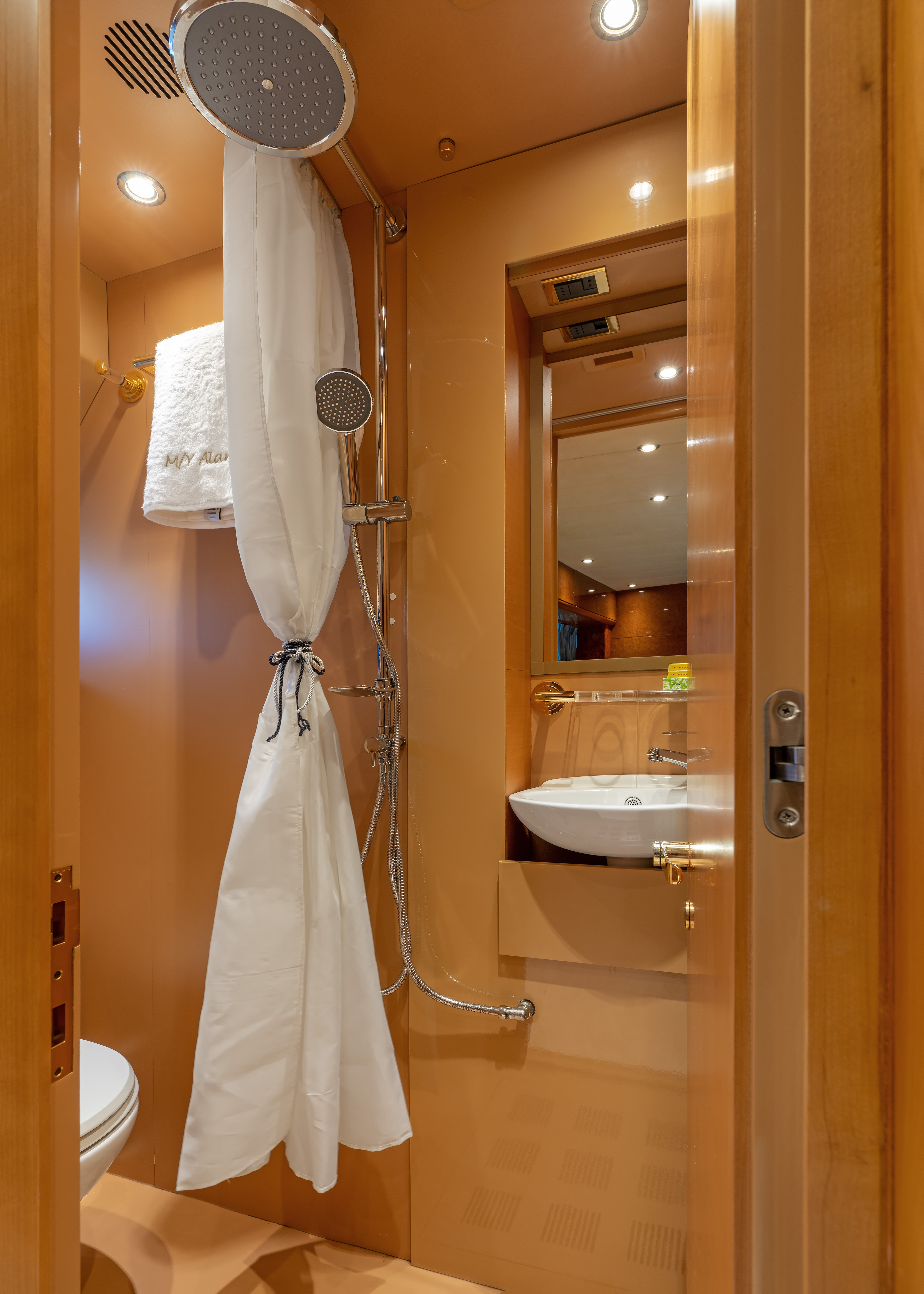 alandini motor yacht cabins (4) min -  Valef Yachts Chartering - 3507
