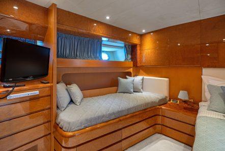 alandini motor yacht cabins (7) min -  Valef Yachts Chartering - 3504