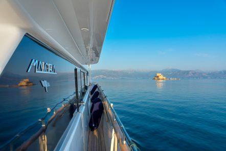 alandini motor yacht exterior details (3) min -  Valef Yachts Chartering - 3487