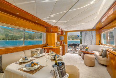 alandini motor yacht main salon min -  Valef Yachts Chartering - 3533
