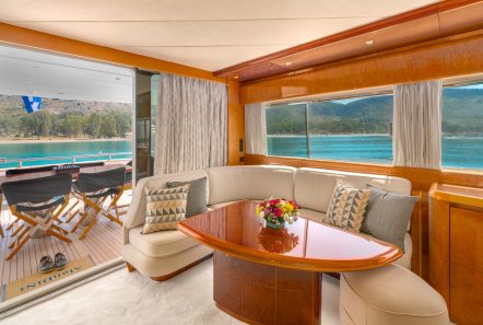 alandini motor yacht salon (4) min -  Valef Yachts Chartering - 3529