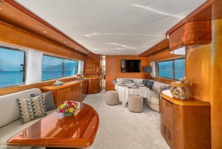 alandini motor yacht salon (5) min -  Valef Yachts Chartering - 3528