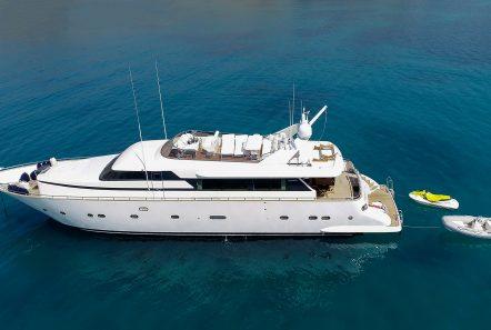 alandini motor yacht side view (2) min -  Valef Yachts Chartering - 3525