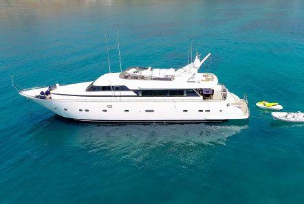 alandini motor yacht side view (3) min -  Valef Yachts Chartering - 3524