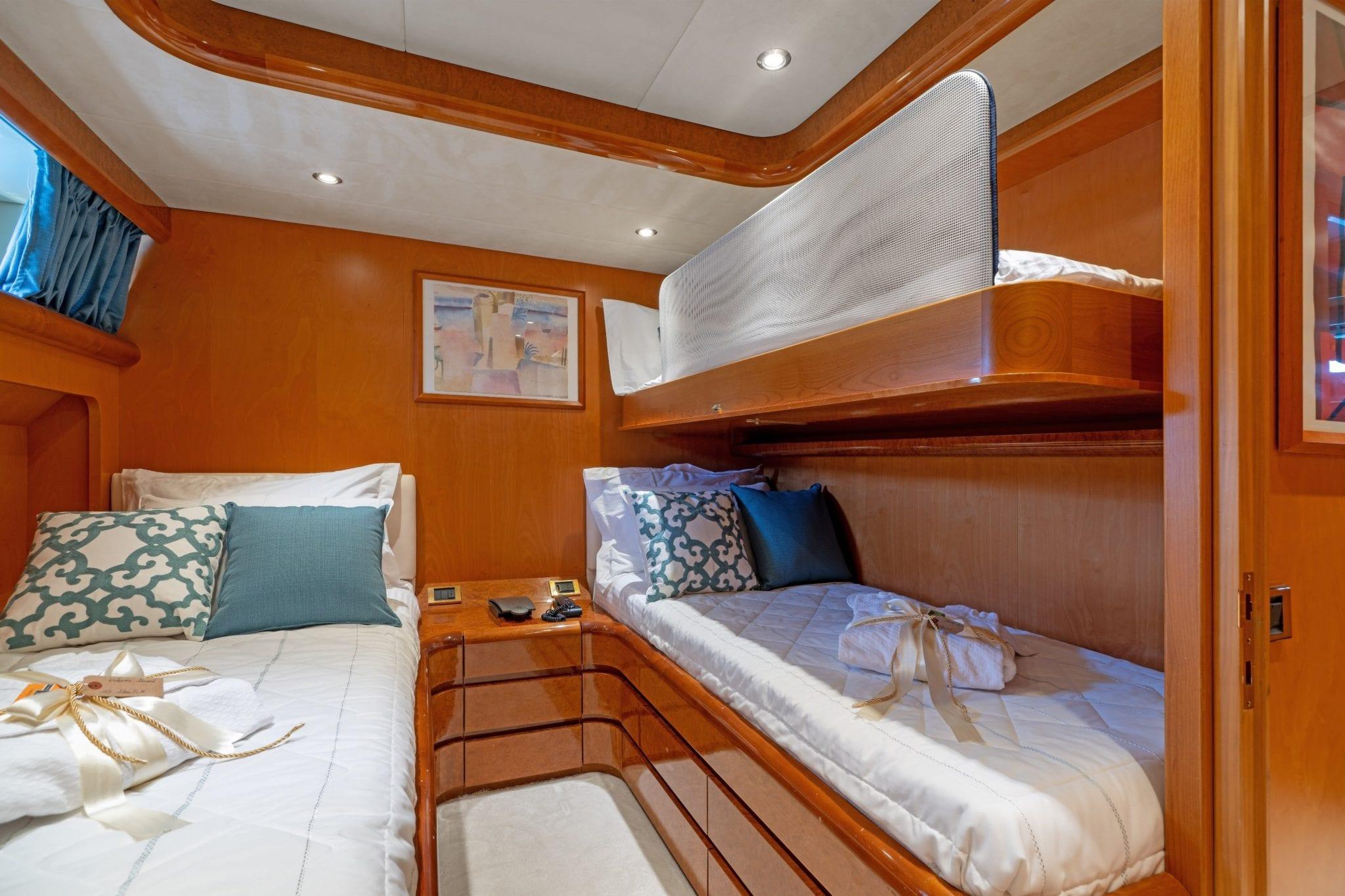 alandini motor yacht twin min -  Valef Yachts Chartering - 3520