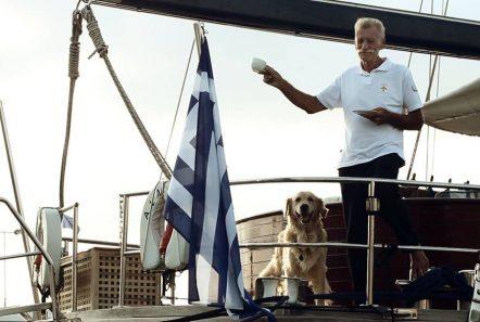 almyra motor salier sailing -  Valef Yachts Chartering - 3254