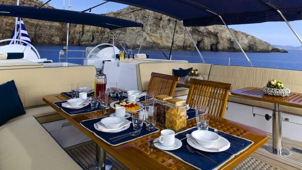amadeus sailing yacht  (26) min -  Valef Yachts Chartering - 3542