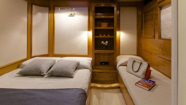 amadeus sailing yacht cabins (2) min -  Valef Yachts Chartering - 3539
