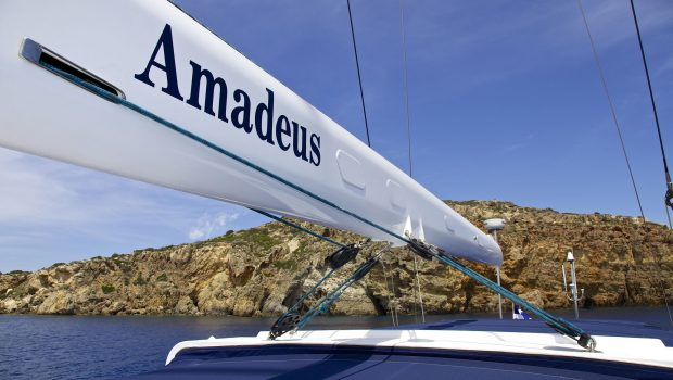 amadeus sailing yacht mast min -  Valef Yachts Chartering - 3552