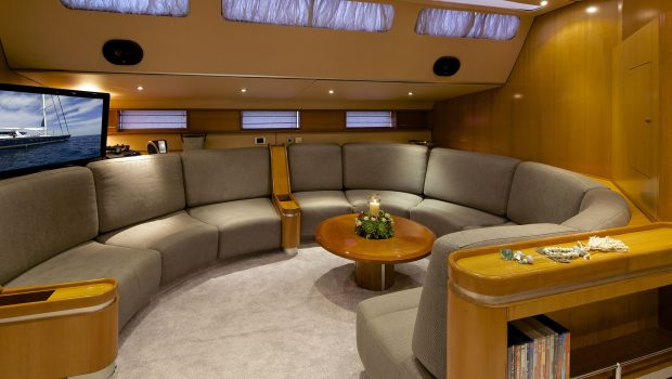 amadeus sailing yacht salon (1) min -  Valef Yachts Chartering - 3550