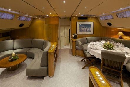 amadeus sailing yacht salon (2) min -  Valef Yachts Chartering - 3549