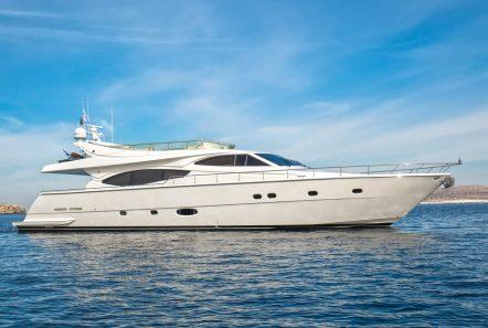 amor motor yacht exterior (1) min -  Valef Yachts Chartering - 2912