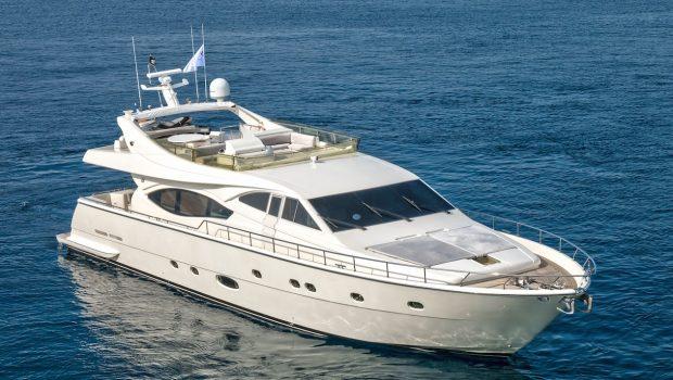 amor motor yacht profile min -  Valef Yachts Chartering - 2909