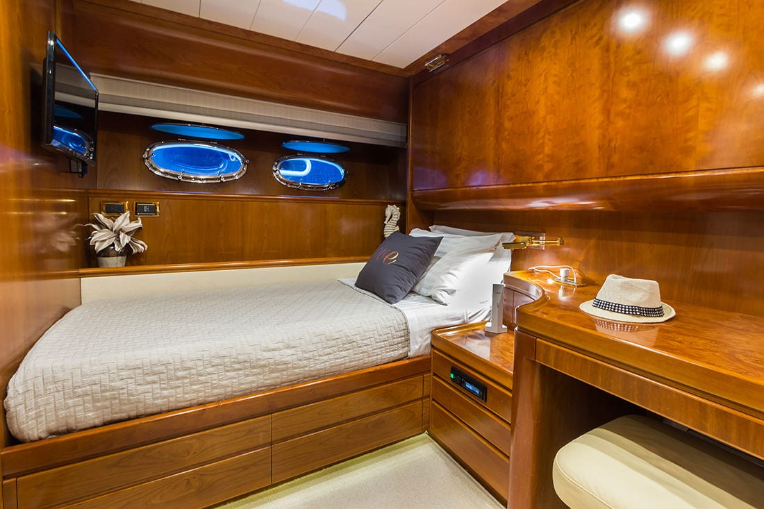 amoraki motor yacht double -  Valef Yachts Chartering - 2595