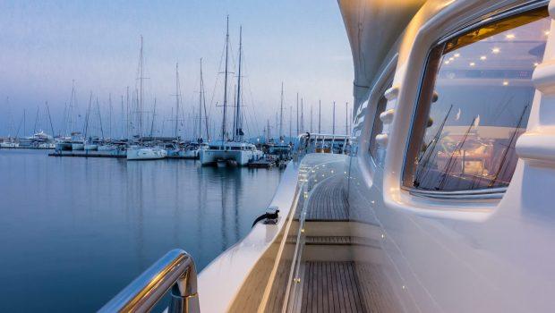 amoraki motor yacht side -  Valef Yachts Chartering - 2592