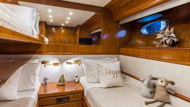 amoraki motor yacht twin (2) -  Valef Yachts Chartering - 2588
