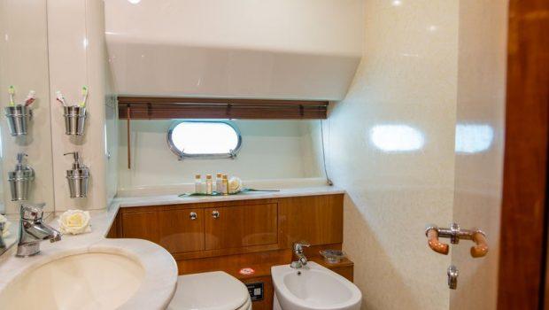 ananas motor yacht bathroom -  Valef Yachts Chartering - 2565