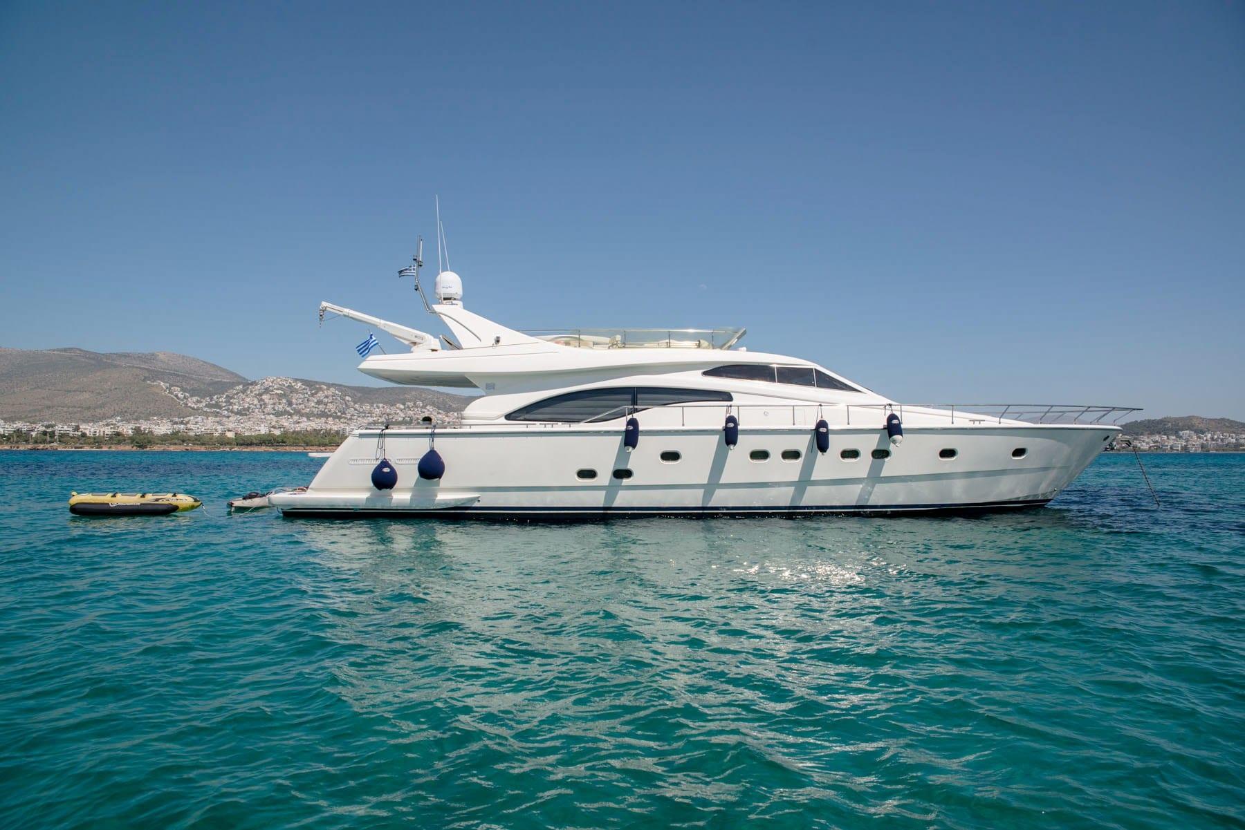 ananas motor yacht profile (2) -  Valef Yachts Chartering - 2580