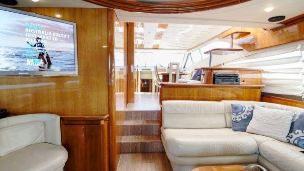 ananas motor yacht salon (3) -  Valef Yachts Chartering - 2577