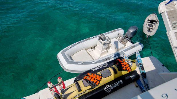 ananas motor yacht sea toys -  Valef Yachts Chartering - 2576