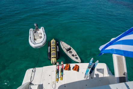 ananas motor yacht toys2 -  Valef Yachts Chartering - 2573