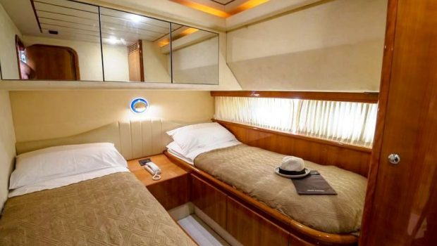 ananas motor yacht twin -  Valef Yachts Chartering - 2572