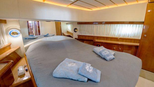ananas motor yacht vip stateroom 2 -  Valef Yachts Chartering - 2571