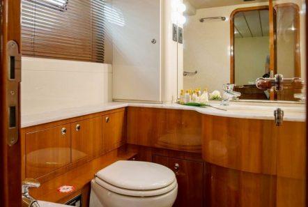 ananas motor yacht vmaster bathroom (1) -  Valef Yachts Chartering - 2569