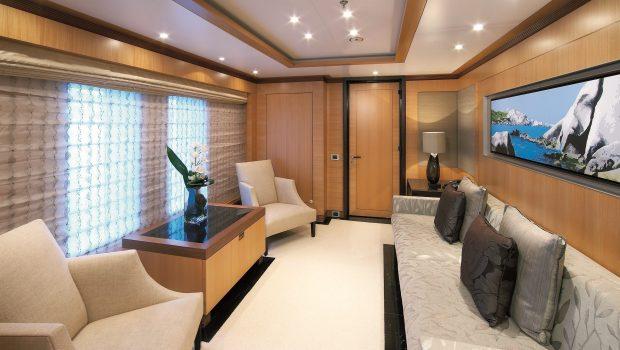 andreas l megayacht master salon min min -  Valef Yachts Chartering - 3422