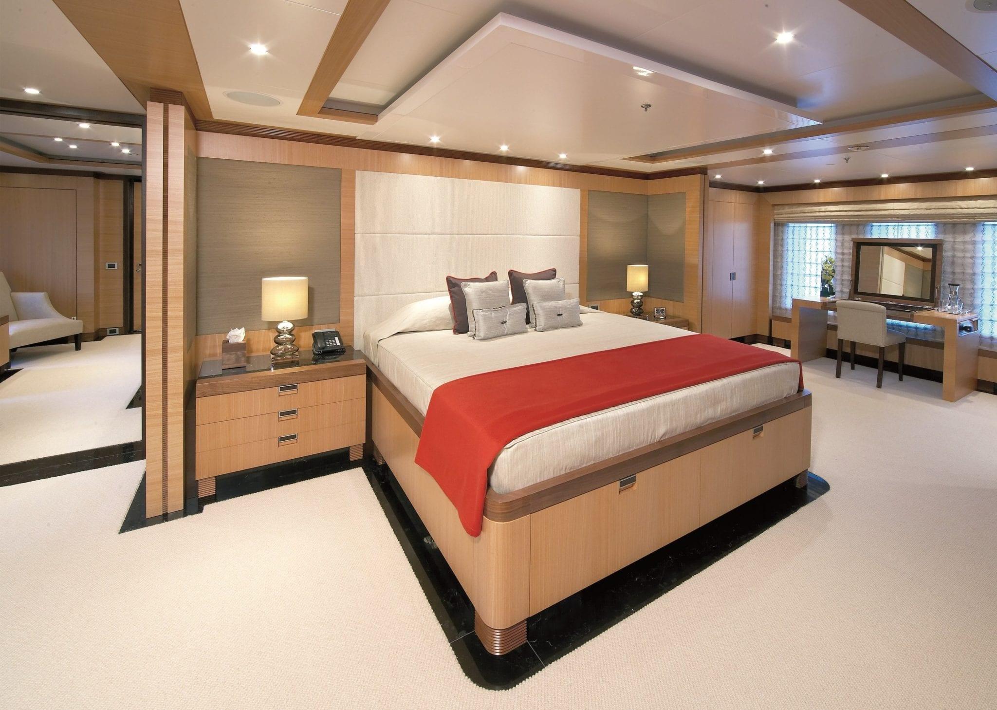 andreas l megayachtmaster cabin min min -  Valef Yachts Chartering - 3423