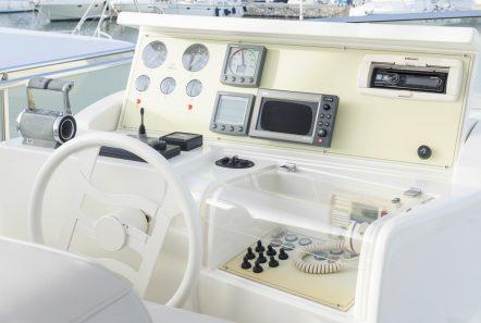 armonia motor yacht fly bridge -  Valef Yachts Chartering - 3280