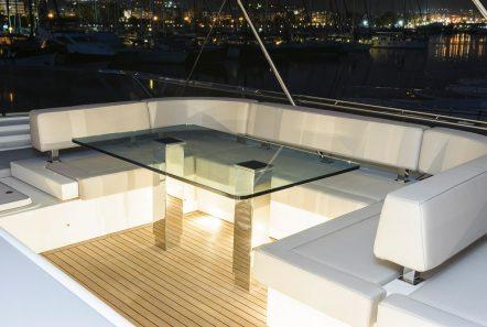 armonia motor yacht sundeck (3) -  Valef Yachts Chartering - 3259