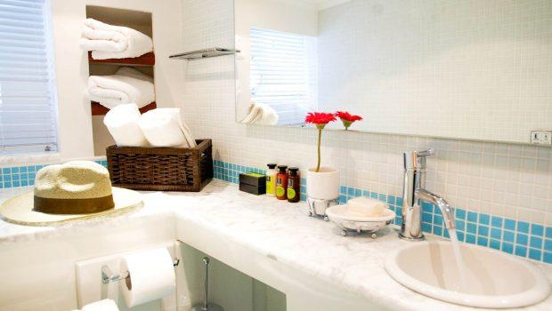 astarte motor sailer room2 bathroom min -  Valef Yachts Chartering - 3588