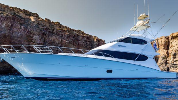 astrape hatteras profile (2) min -  Valef Yachts Chartering - 2834