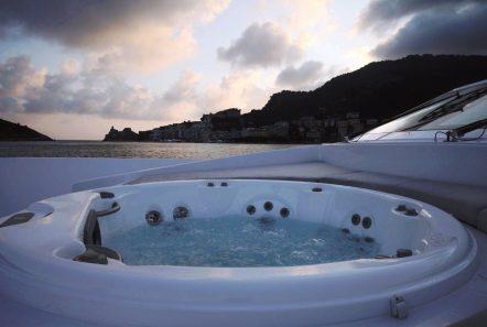 aurora motor yacht jacuzzi min -  Valef Yachts Chartering - 2596