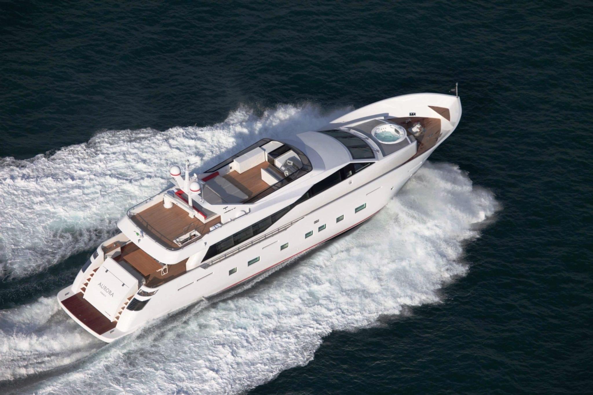 aurora motor yacht profile min -  Valef Yachts Chartering - 2607
