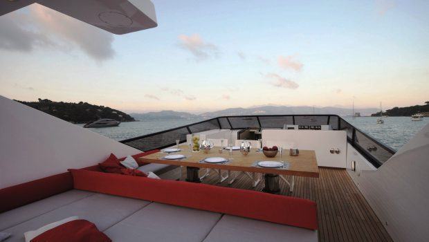 aurora motor yacht sundeck min -  Valef Yachts Chartering - 2605