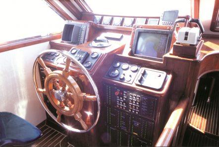 bridge min -  Valef Yachts Chartering - 3222