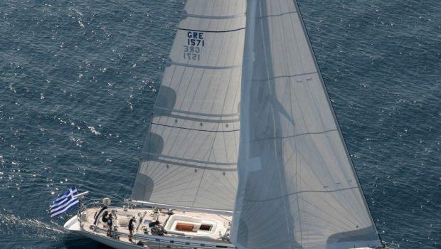 callisto sailing yacht exterior (2) -  Valef Yachts Chartering - 3235