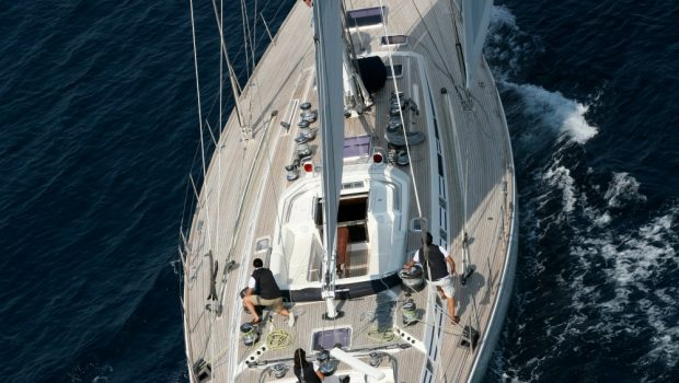 callisto sailing yacht exterior (4) -  Valef Yachts Chartering - 3233