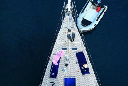callisto sailing yacht exterior (5) -  Valef Yachts Chartering - 3232