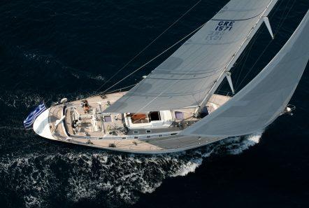 callisto sailing yacht profile -  Valef Yachts Chartering - 3237
