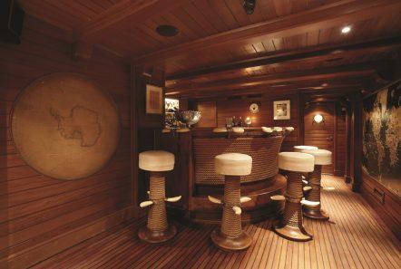 christina o superyacht famous onassis bar (2) -  Valef Yachts Chartering - 3573