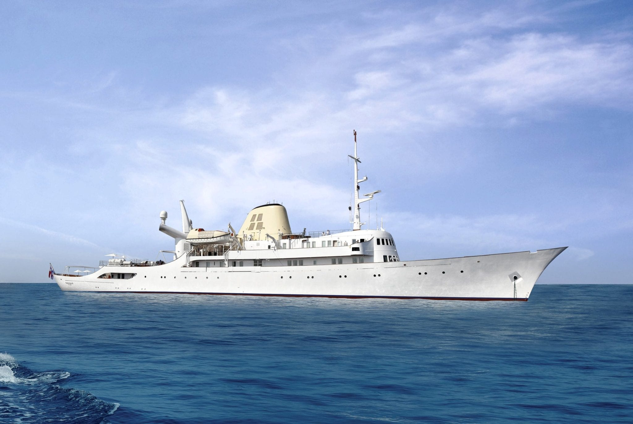 christina o superyacht onassis valef yachts -  Valef Yachts Chartering - 3643