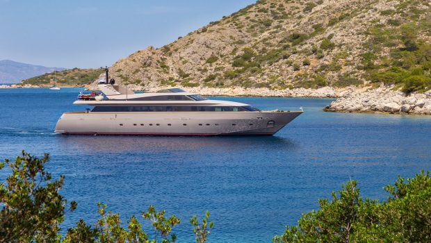 daloli motor yacht exterior -  Valef Yachts Chartering - 3283