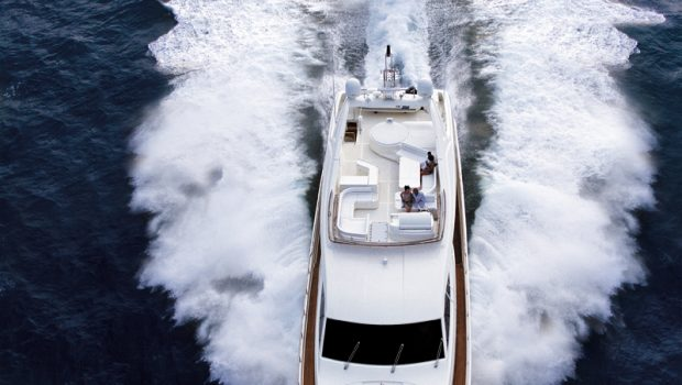 day off motor yacht aerial -  Valef Yachts Chartering - 3303