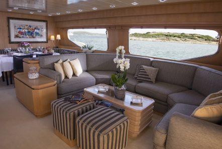 emsaffa motor yacht salon min -  Valef Yachts Chartering - 2853