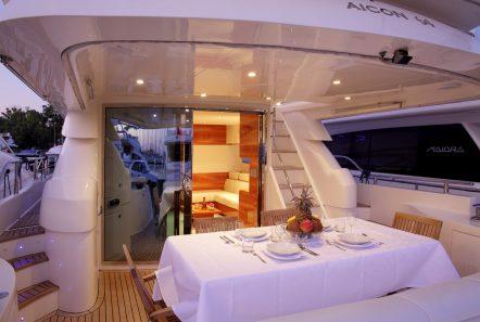 george v motor yacht aft deck min -  Valef Yachts Chartering - 2612