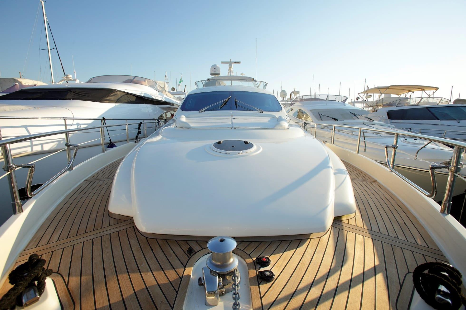 george v motor yacht bow min -  Valef Yachts Chartering - 2610